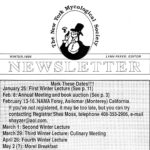 Winter 1998 NYMS Newsletter