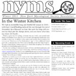 Winter 2011 NYMS Newsletter