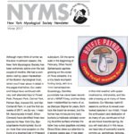 Winter 2017 NYMS Newsletter