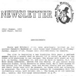 Summer 1193 NYMS Newsletter