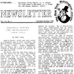 1988 Early Autumn NYMS Newsletter