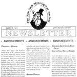 Summer 1995 NYMS Newsletter