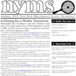 Summer 2010 NYMS Newsletter