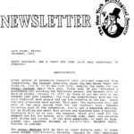 Autumn 1992 NYMS Newsletter