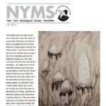 Autumn 2016 NYMS Newsletter