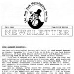 Winter 1994 NYMS Newsletter