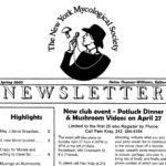 Spring 2003 NYMS Newsletter