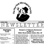 Autumn 2004 NYMS Newsletter